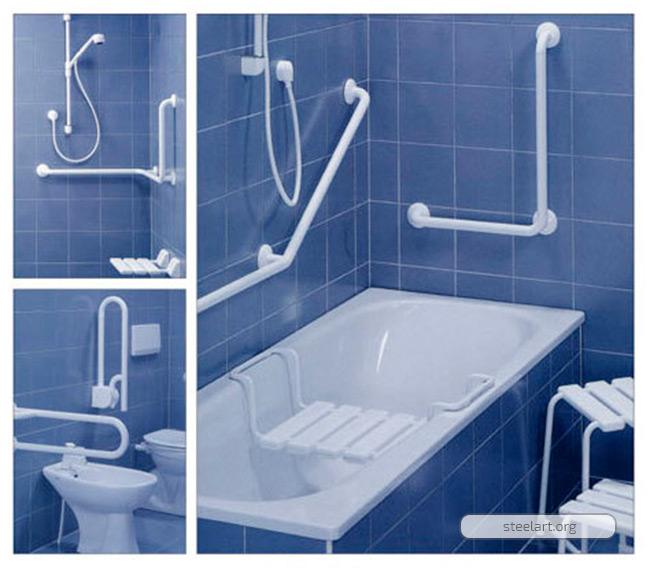 Поручень для ванной и туалета